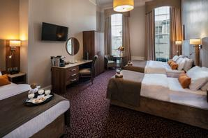 Cassidys Hotel | D01 V3P6 | Family Rooms Available
